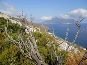 eolie verde spazi sabbia e scordi panoramici eolie