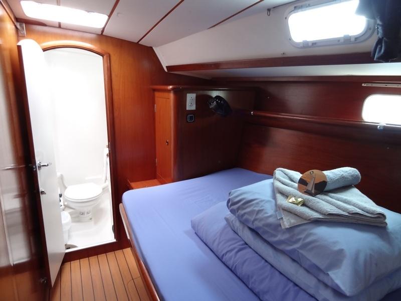 cabine con bagno privato eolie