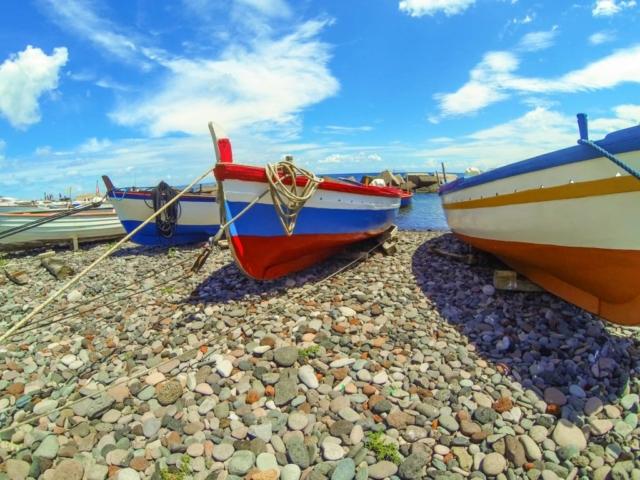 pescatori isole eolie