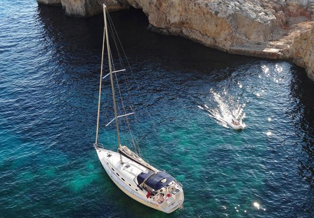 ancoraggi mozzafiato isole eolie